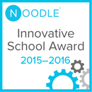 Noodle Innovative School Award 2015-2016