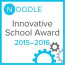 Noodle Innovative School Award 2015-2016