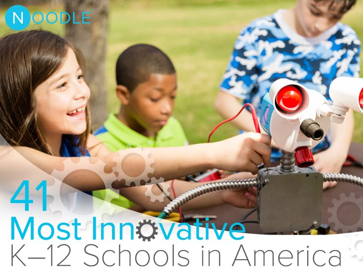 41 Most Innovative K–12 Schools in America